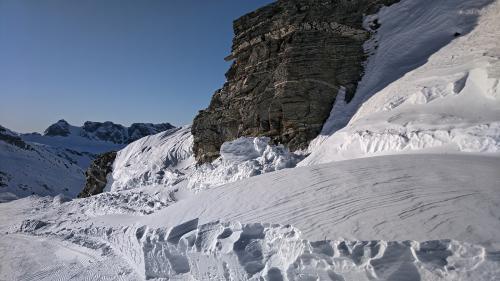 Molltaler Gletsjer 2