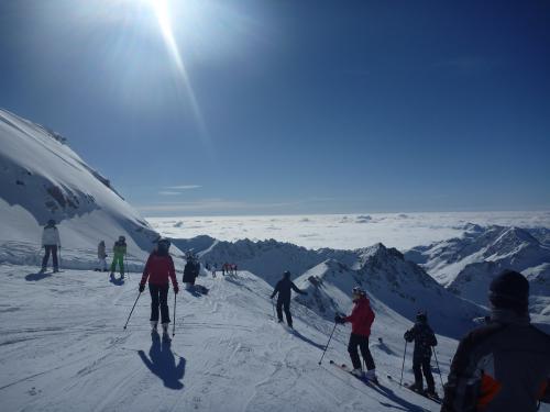 Molltaler Gletsjer 5