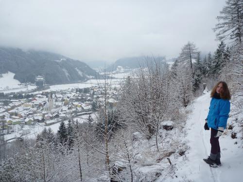 Uitzicht op Obervellach