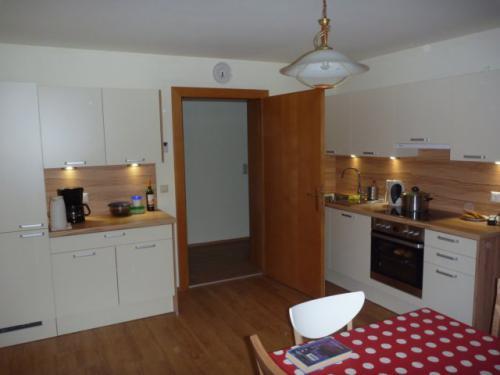 Keuken middenverdieping